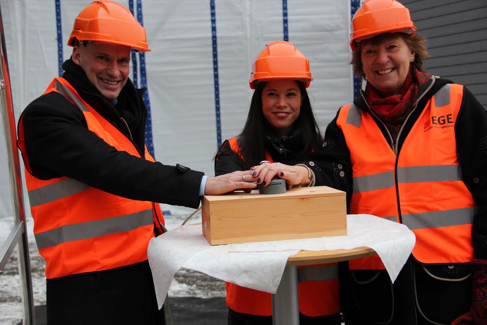 CCS test facility in Oslo opened